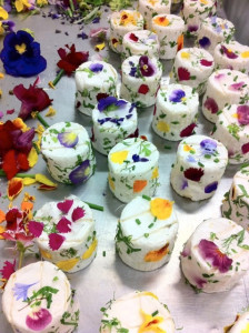 Articulo Flores comestiblesEat flowers 6