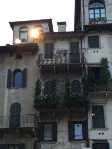Verona-Plaza del Erbe