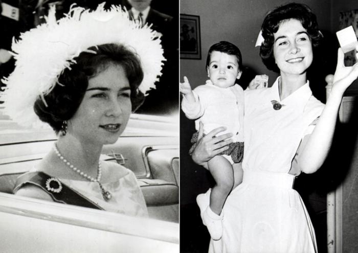 La Reina Sofía, ejemplo de constancia