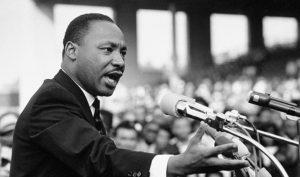 Soñar de Martin Luther King