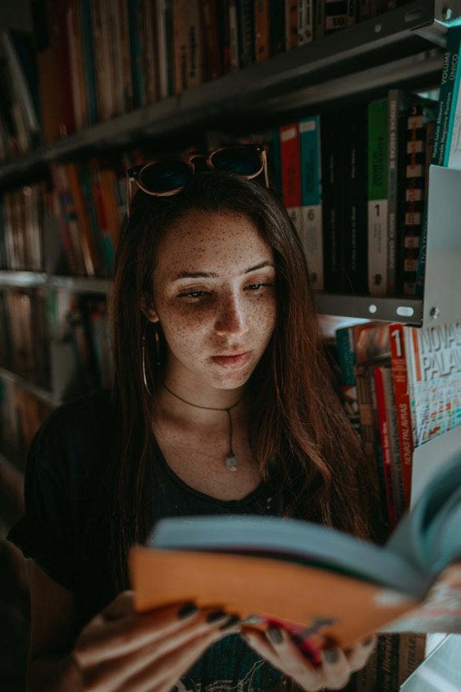 De personas y libros