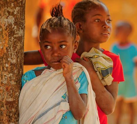 mujeres en africa