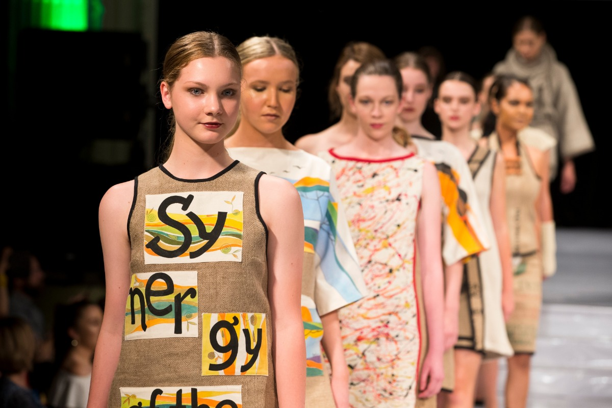 Desfile moda sostenible