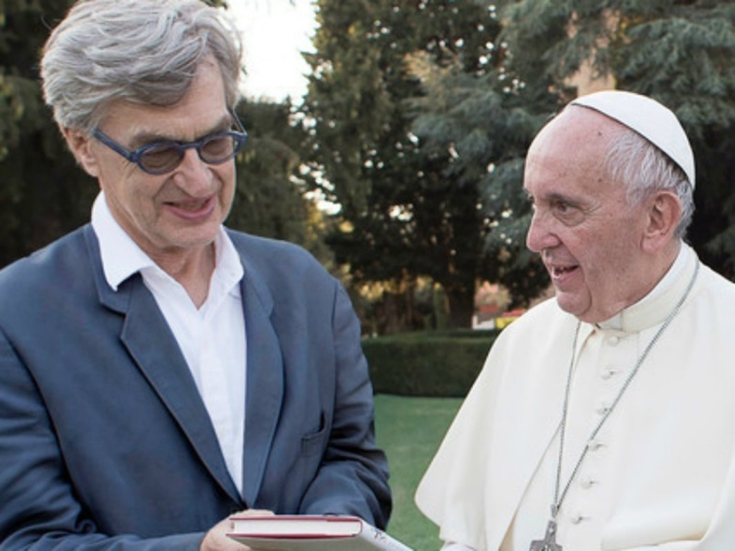 francisco y win wenders