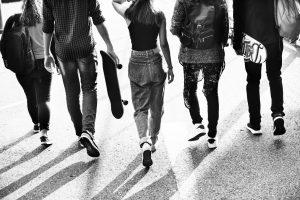 adolescentes y sus cambios