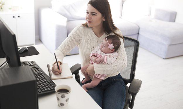 prestaciones por maternidad no pagarán IRPF