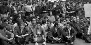 Mayo del 68 Fotografía André Cros