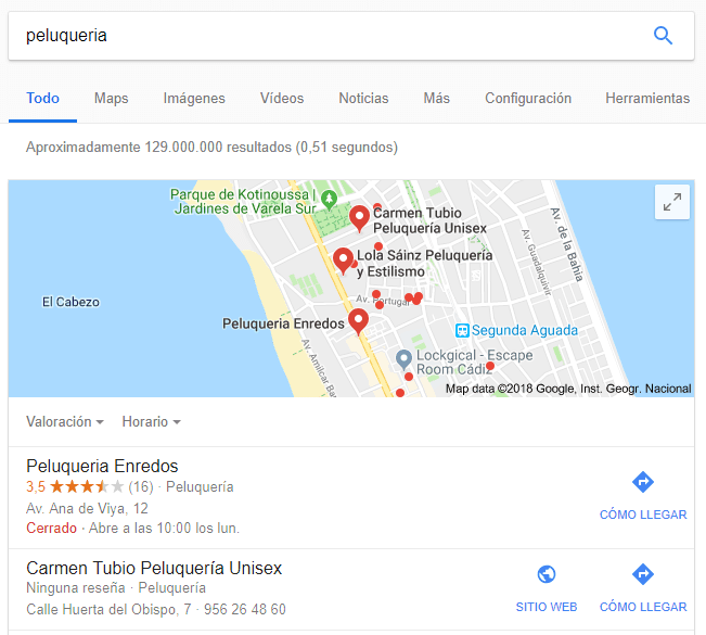 Por qué tu negocio tiene que estar en Google My Business SEO local