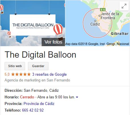 Por qué tu negocio tiene que estar en Google My Business ficha