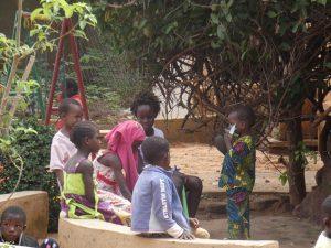 Orfanato en Burkina Faso