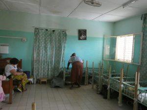 orfanato Burkina Faso