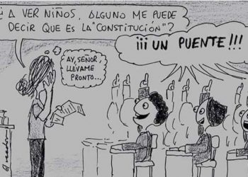 ¡Viva la Constitución española!