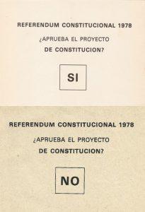 ¡Viva la Constitución de España!