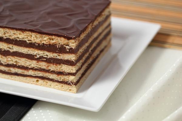 tarta de trufas con galletas