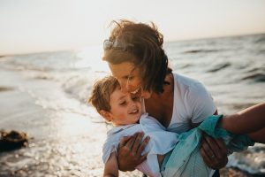 Optimismo en familia