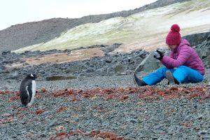 Dia de la mujer y la ciencia Alicia Perez Porro ACCIONA