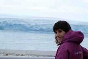 Dia de la mujer y la ciencia UXUA López ACCIONA