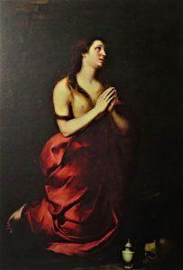 Magdalena penitente Murillo