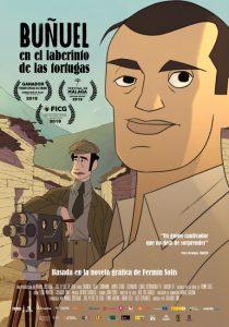 Bruñuel en laberinto de las tortugas. El festival de cine de Málaga