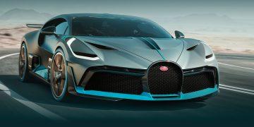 El Bugatti