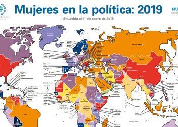 Crece el número de mujeres en política a nivel mundial