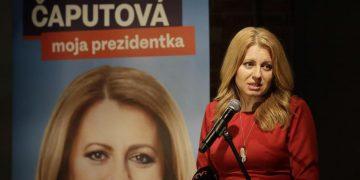 Zuzana Caputova, ¿próxima mujer Jefe de Estado?
