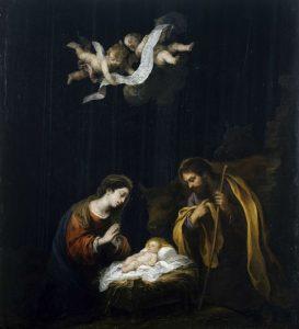 La Natividad de Murillo