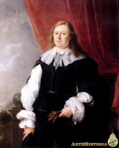 Retrato de Josua Van Belle, Murillo