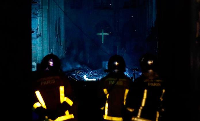 Notre Dame en llamas ¿Y algo más?