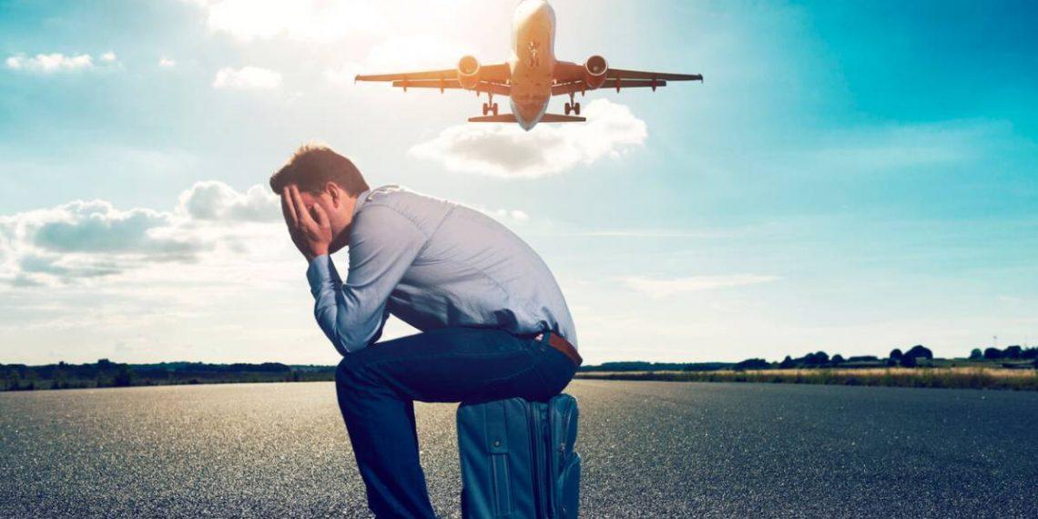 Más de 2,5 millones de españoles tienen fobia a volar