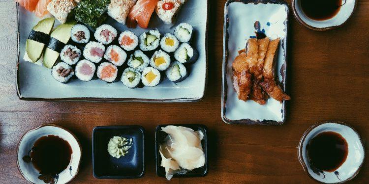 sushi y postureo