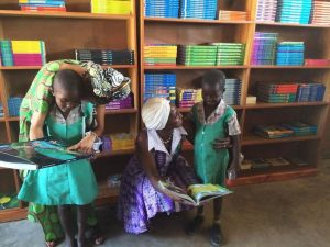 Project Library Africa Bisila Bokoko