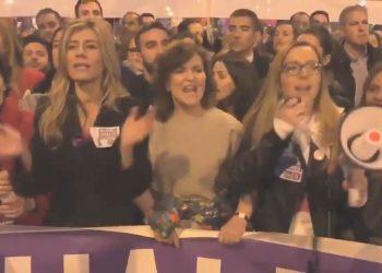 Carmen Calvo, la elitista