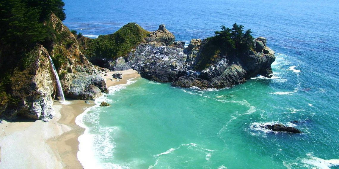 """""""El Big Sur"""": Viajar por la costa californiana"""