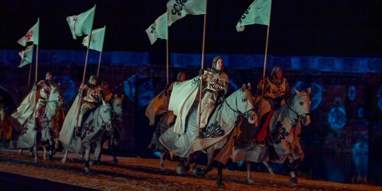 Puy Du Fou: ¡Fantástico espectáculo!