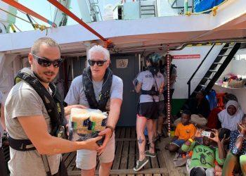 Encuesta del día: ¿Apoya la actuación del barco Open Arms?