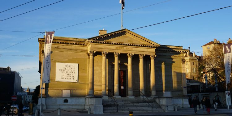 Silences Rath Museum exposicion silences artes visuales Rath Museum