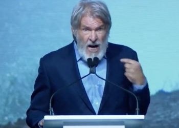 Harrison Ford y la naturaleza