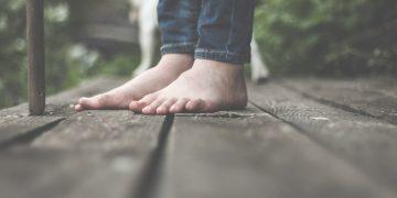 Cuestión de calzado y pies