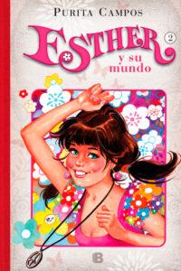 Purita Campos, creadora de Esther y su mundo