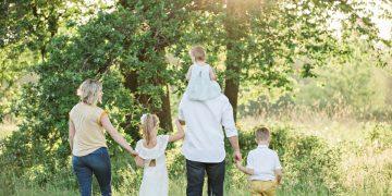 líder amable- familia