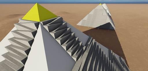 La pirámides